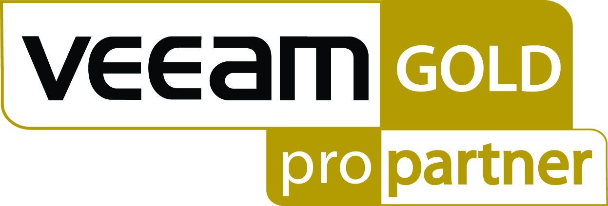 Veeam Gold pro partner logo - IT Solutions Provider - IT ...