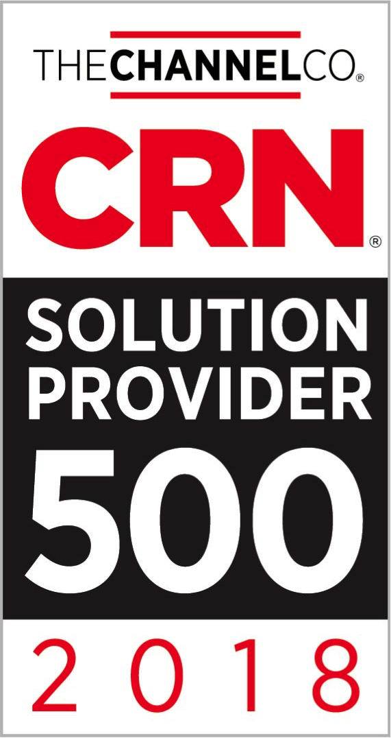 WEI Named to CRN's 2018 Solution Provider 500 List