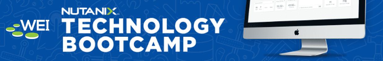 Nutanix Technology Bootcamp