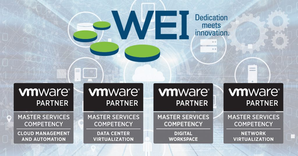 WEI Achieves Cloud Management and Automation
