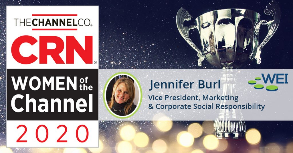Jennifer Burl - CRN - Women of the Channel